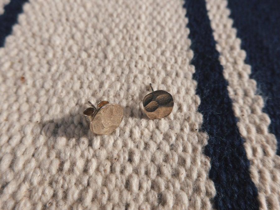 Image of Silver Stud Earrings