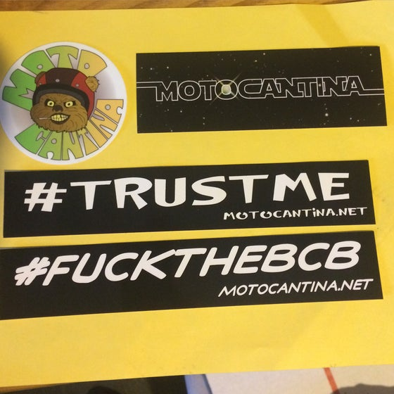 Image of MotoCantina Sticker Pack
