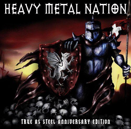 Image of Heavy Metal Nation 8 Sampler CD