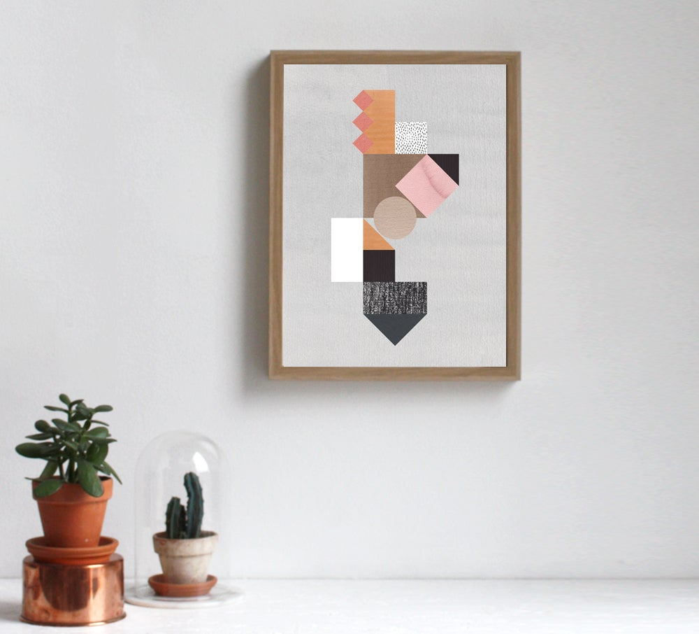 Image of Rose Ombre Composition