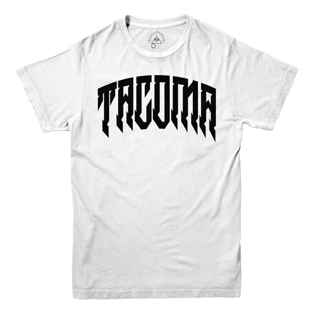Image of Tacoma T-shirt