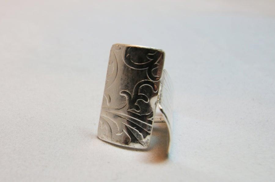 Image of Scrolled Cufflinks