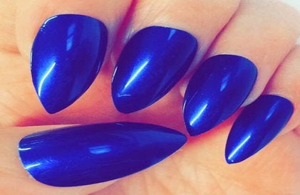 Image of Electric Blue
