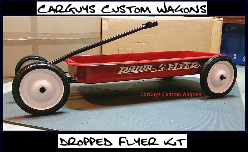 Radio Flyer Frame