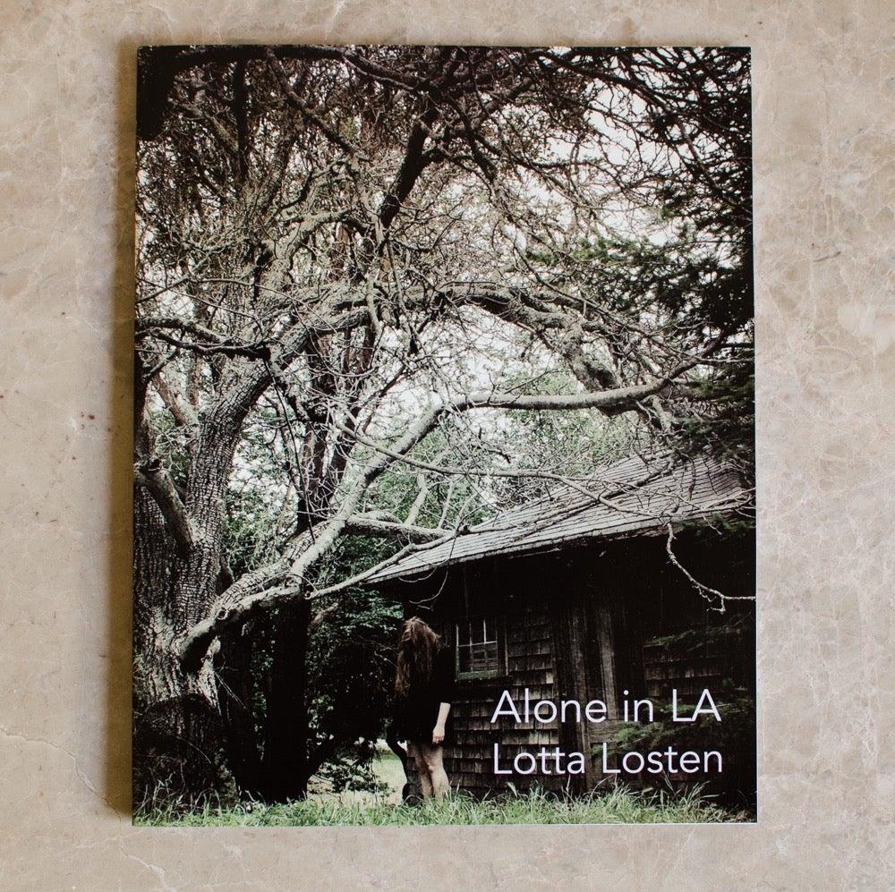 Image of Alone in LA - Self Portrait Book