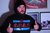 Image of Chicago Bungalows Hooded Sweatshirt