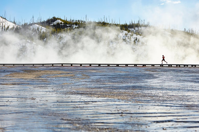 Image of Rave Runs - Yellowstone 2