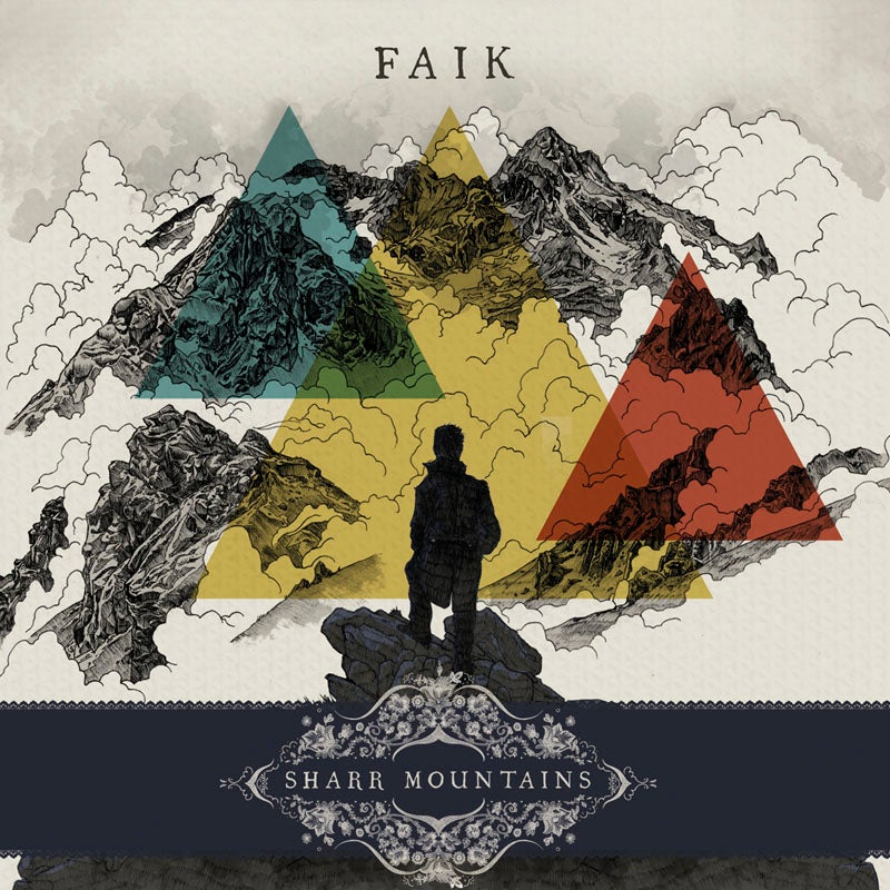 Image of Faik : Sharr Mountains EP