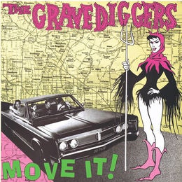 Image of LP The Gravediggers : Move It !