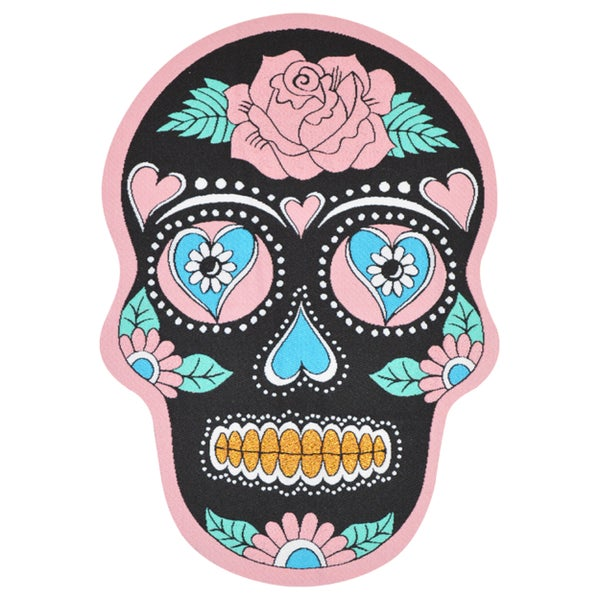 Image of Skull Back Patch