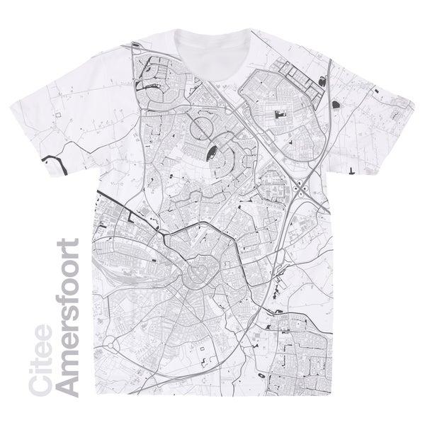 Image of Amersfoort map t-shirt