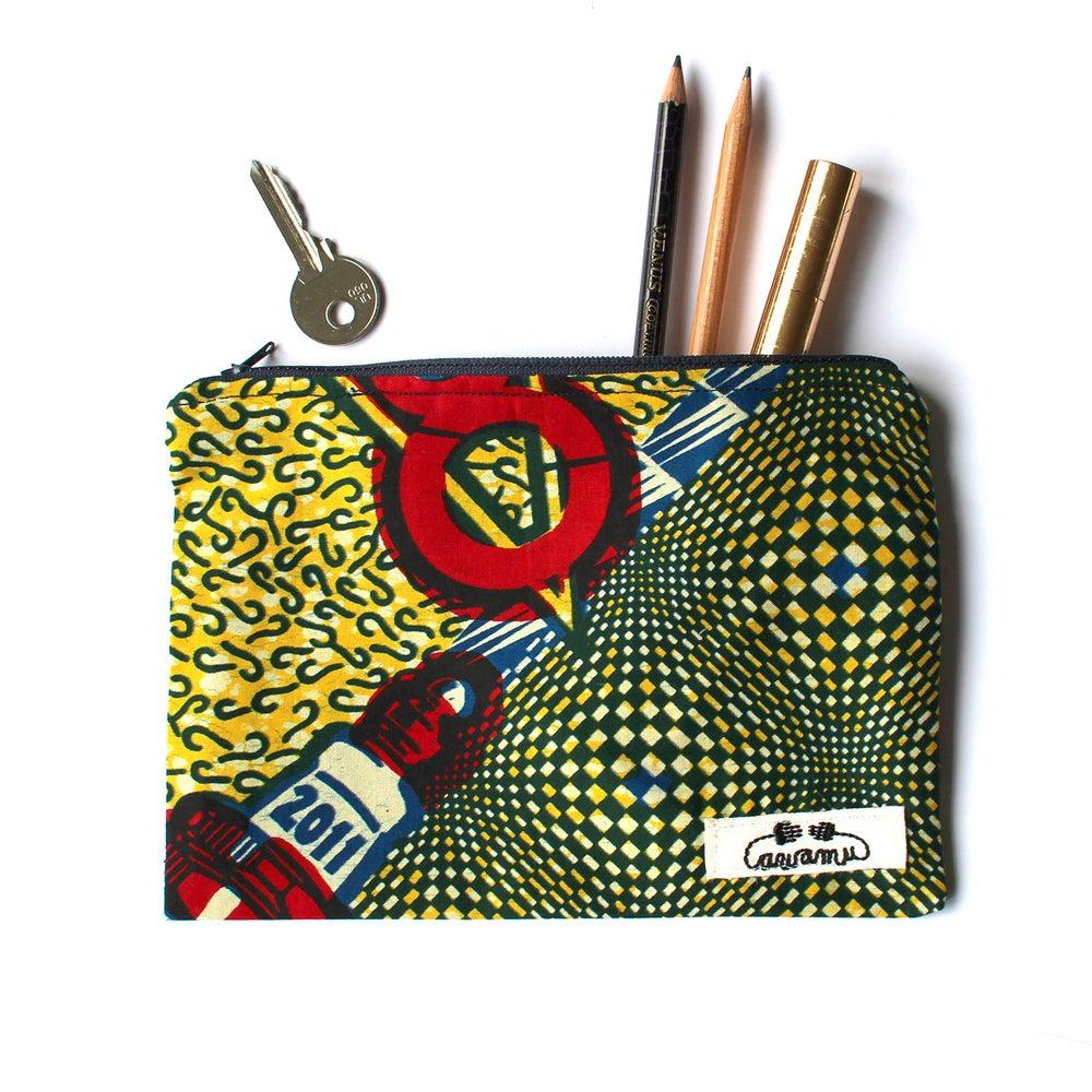 Image of Bougies zip bag