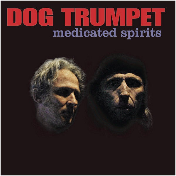 Image of Dog Trumpet :: MEDICATED SPIRITS DOUBLE VINYL