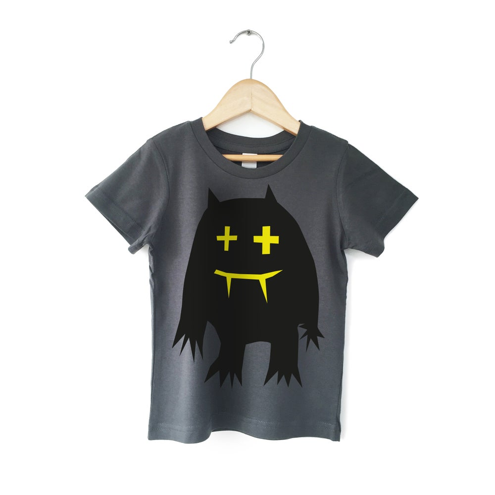 Image of Monster T-shirt - Grey
