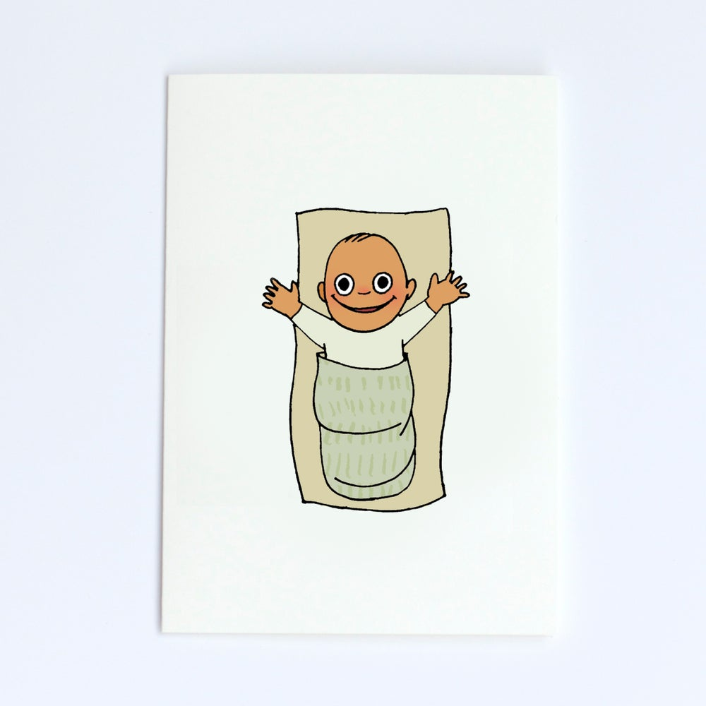 Image of Baby card 3