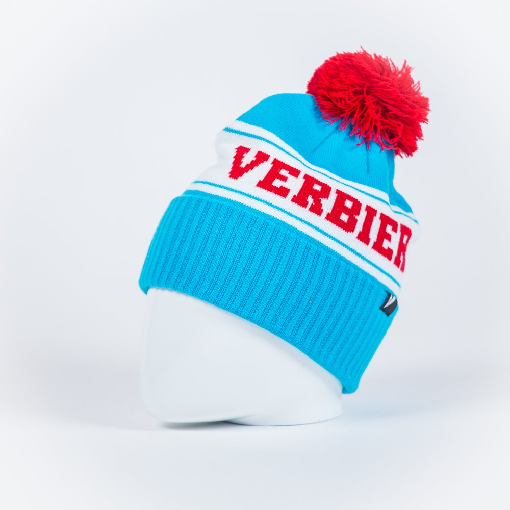 Image of Verbier Beanie - Blue