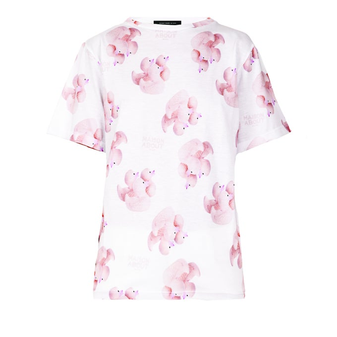 Image of T shirt| Pink Ducks