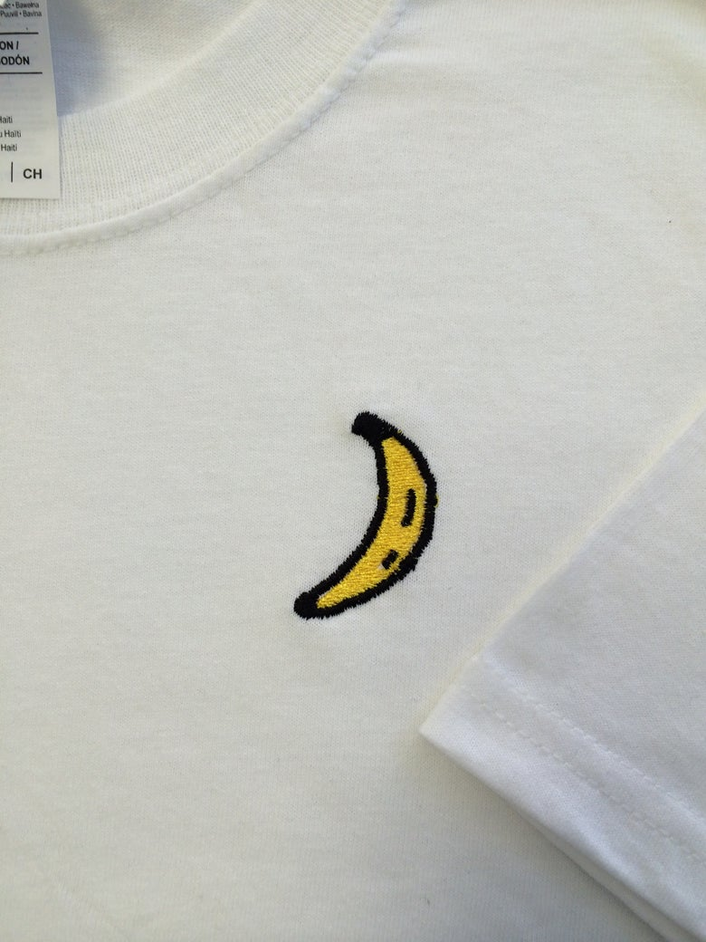 """Image of """"Everything is Funnier with a Banana"""""""