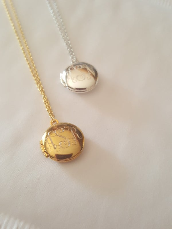Image of flash sale locket necklace