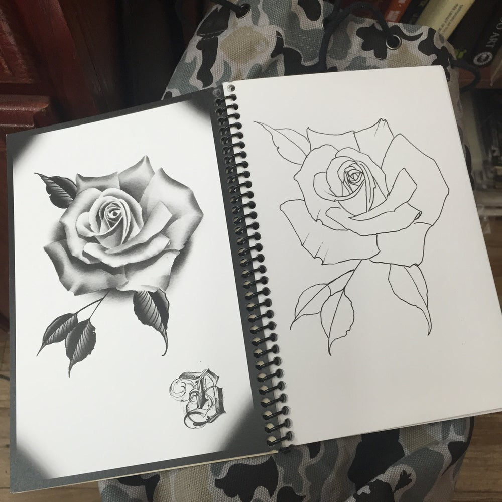 Image of Book of Roses