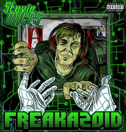 Image of FREAKAZOID Full Length Album