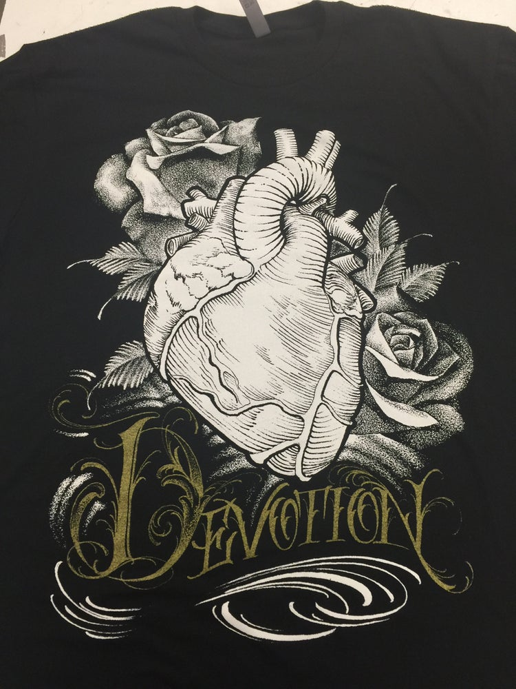 Image of Devotion tee