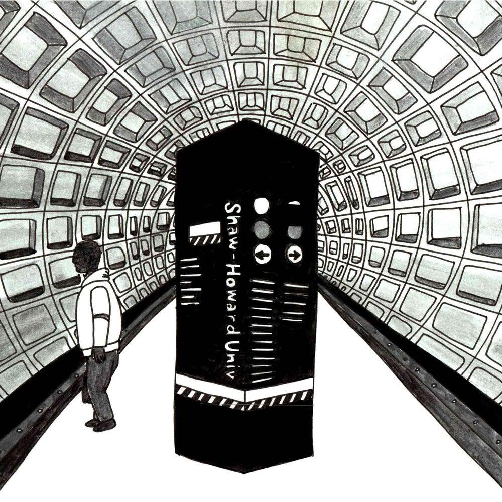 Image of Subway print
