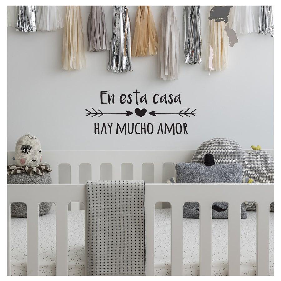 Image of Vinilo En esta casa hay mucho amor
