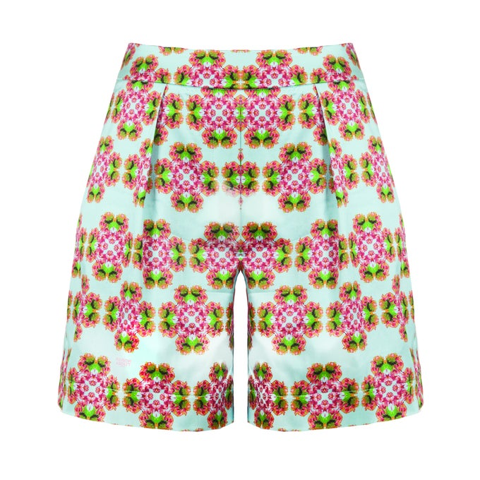 Image of Shorts| Flower Pink