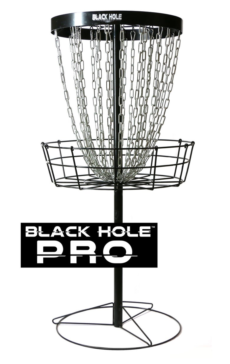 Image of MVP Disc Sports Black Hole™ Pro Basket
