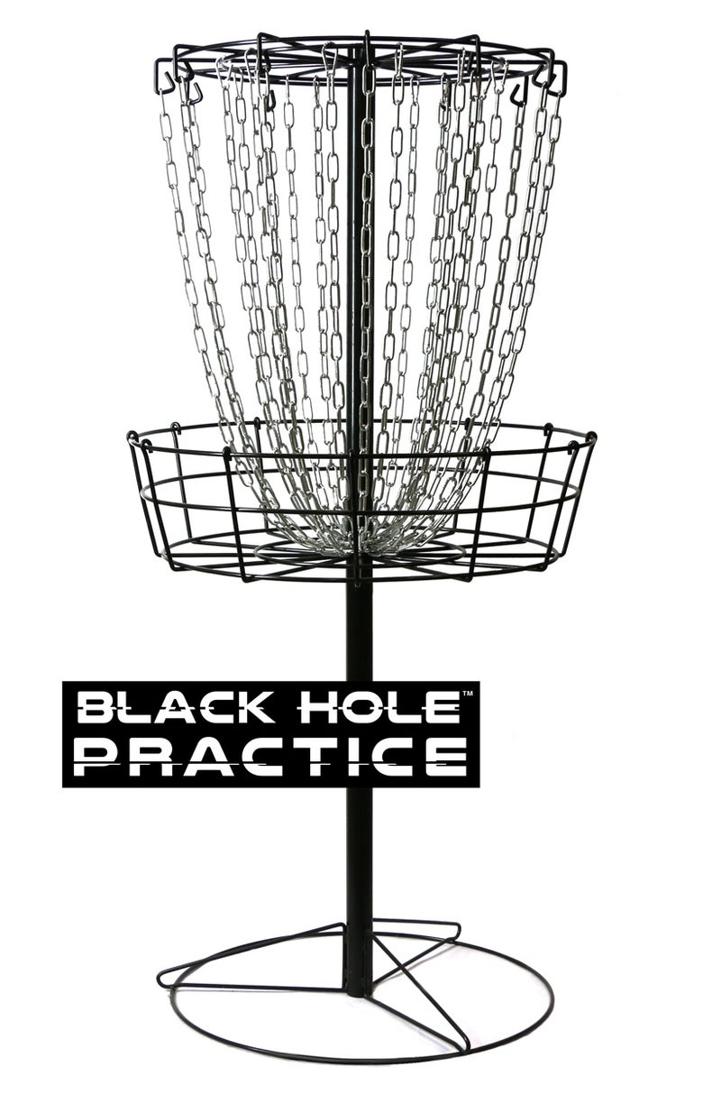 Image of MVP Disc Sports Black Hole™ Practice Basket