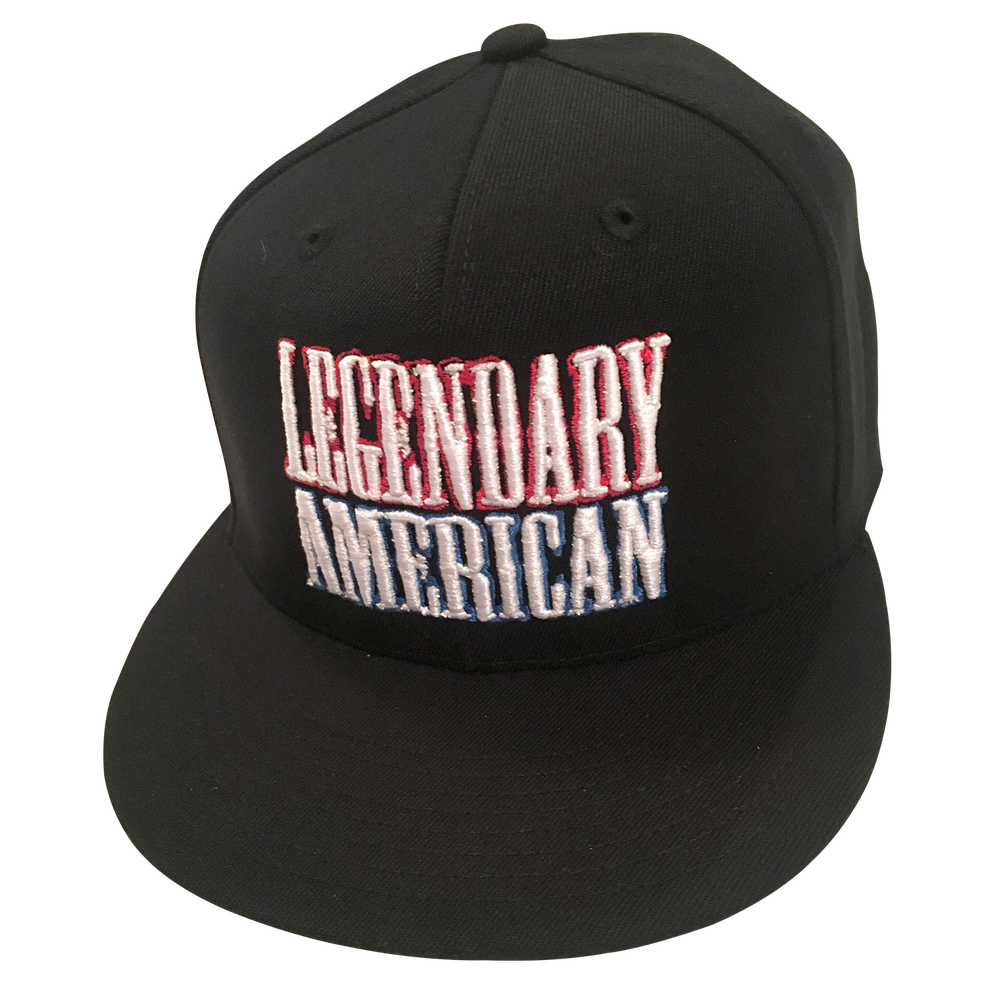 Image of Legendary American Dont tread flexfit hat