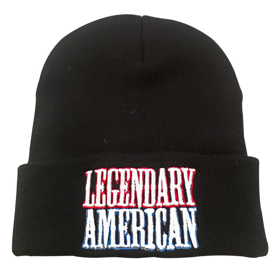 Image of Legendary American Dont Tread beanie