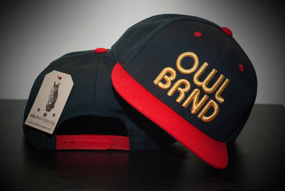 "Image of ""OWL BRND"", ""THINKIN' CAP"" SNAP BACK"
