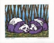 Image of Sleepy Sleepy Print **FREE SHIPPING**