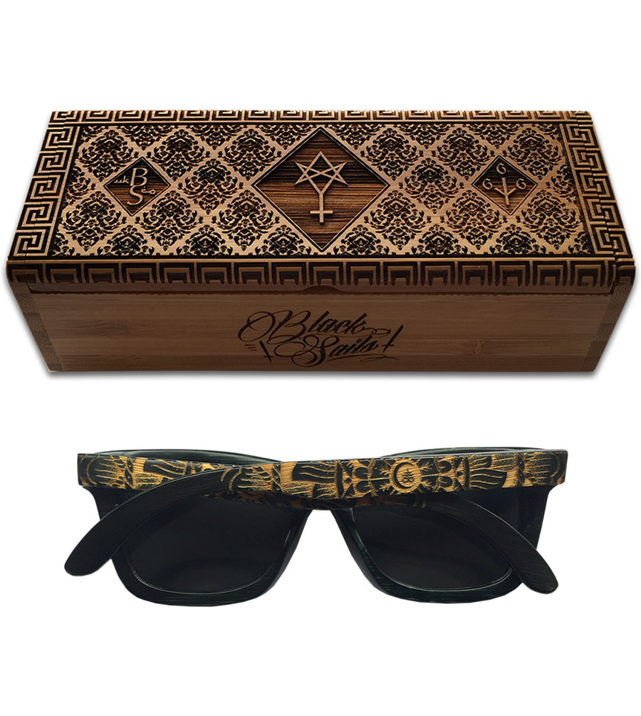 Image of Mandala Sunglasses + Box