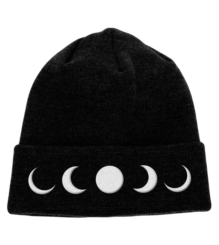 Image of Moon Phases Beanie