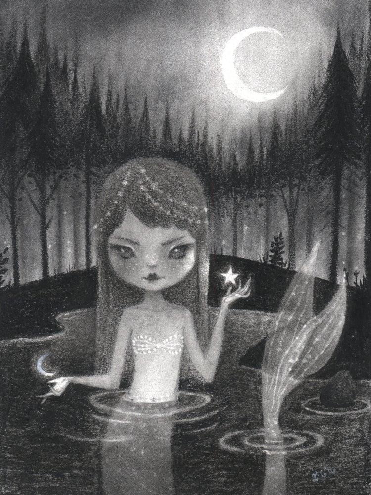 "Image of ""Woodland Siren"" by Irene Garcia"