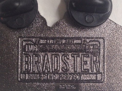Image of Hey Babe, It'sThe Bradster!