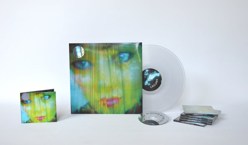 Image of Blackie & The Oohoos -Lacuna (coloured vinyl, includes CD)