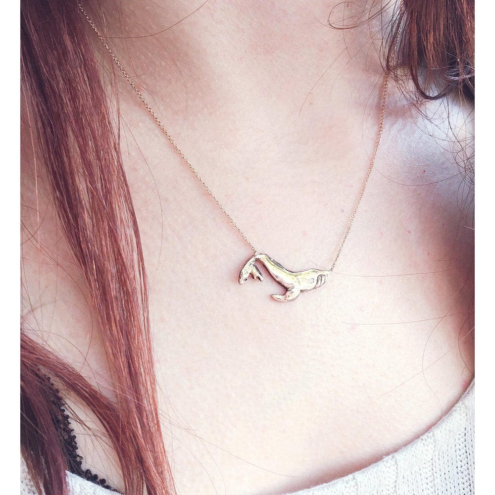 Image of Whale Necklace