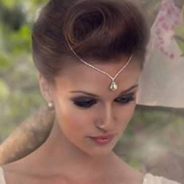 Image of Jasmin headpiece