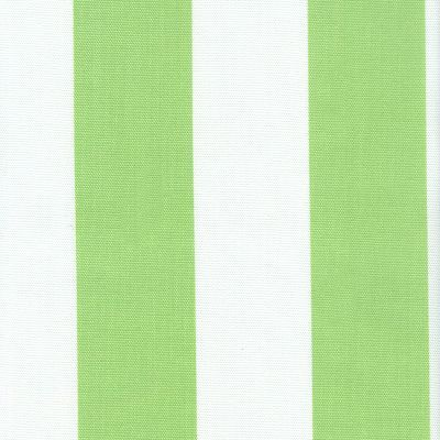 Fabric Freak Ff Lime Green And White Stripe Outdoor Fabric