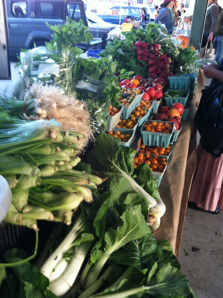 Image of Whitton Farm Veggie CSA - FULL SHARE