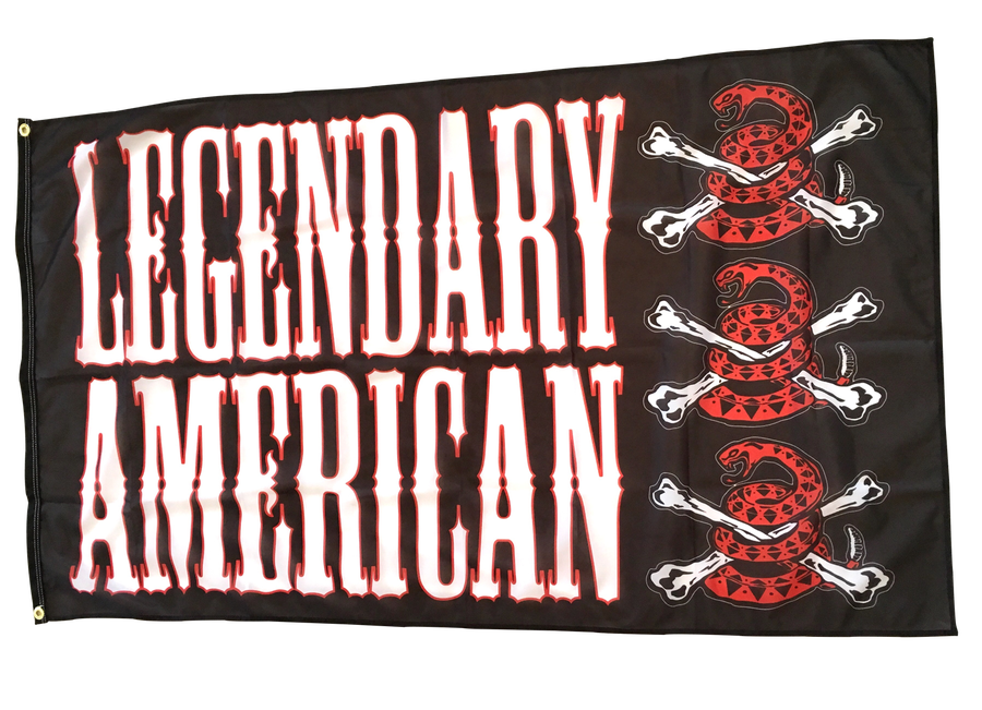 Image of Legendary American Dont Tread 3x5 Flag