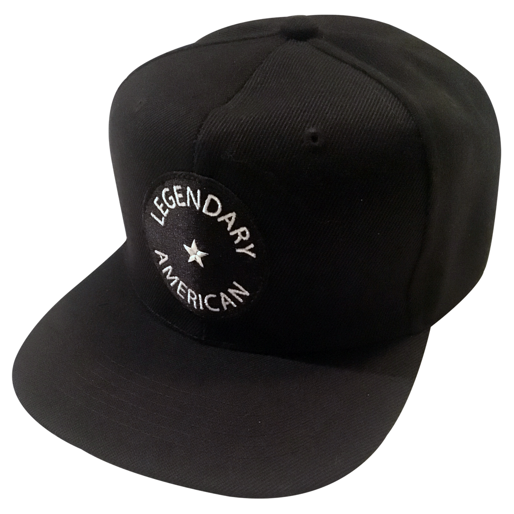 Image of Legendary American All Star Snapback Hat