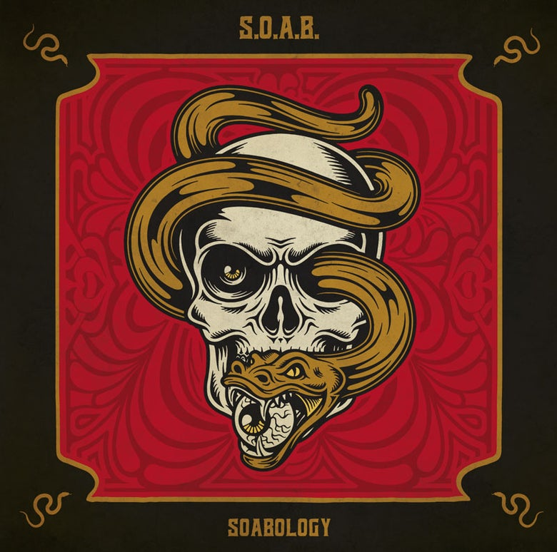 "Image of S.O.A.B. ""Soabology"" Lp"