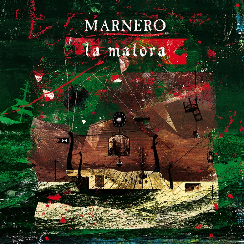 "Image of MARNERO ""La malora"" 2Lp"