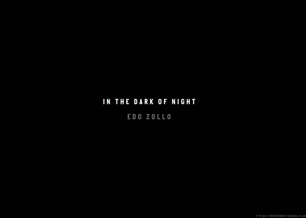 Image of In The Dark Of Night