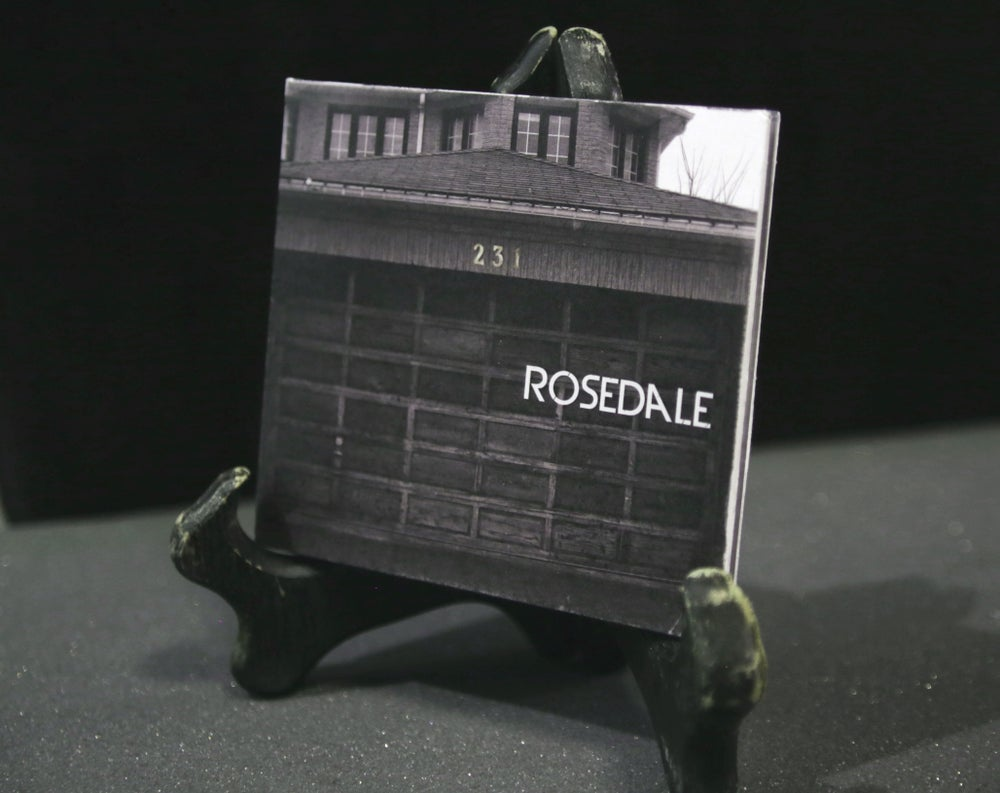 Image of NEW ROSEDALE ALBUM Hardcopy!